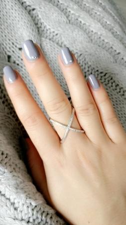 Elegancki, minimalistyczny pierścionek X od Filigree.pl w świetnej cenie 85,99 zł! Kliknij w zdjęcie, aby przejść do sklepu :)