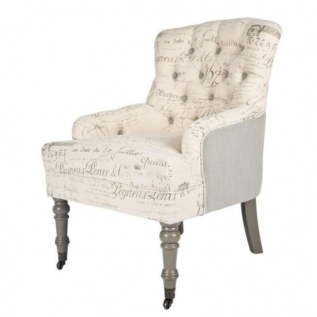 Dekoracyjny Fotel Francuski Dekoracyjne Meble Meble W