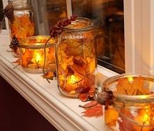 Przepiękne świeczniki!