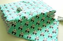 Komplet kocyk + poduszka dla maluszka :)  Na zamówienie - kolory, materiały i wymiary do wyboru :)