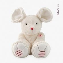 Urocza i duża myszka-przytulanka francuskiej marki KALOO to idealna zabawka dla Twojego dziecka. To niezwykle miękka, piękna i perfekcyjnie wykończona maskotka, całkowicie bezpi...