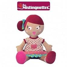 Kolekcja Les Mistinguettes to urocze, szmaciane lalki – przytulanki, torebki i portfeliki. Les Mistinguettes to prawdziwe paryżanki, cieszące się modą, która służy podkreślaniu ...