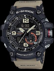 Zegarek męski Casio G-SHOCK - GG-1000-1A3ER MUDMASTER