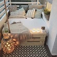 A jak Wy urządziliście swoje balkony?