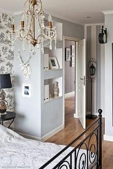 Piękna sypialnia :)   Więcej na blogu po kliknięciu w zdjęcie :) Z
