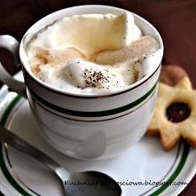 Espresso affogato with Baileys