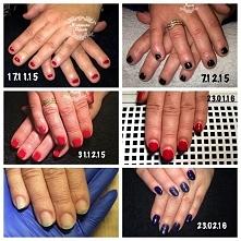 Jesień- czas na zmiany!!! Zawsze miałaś krótkie paznokcie? Masz wrażenie, że nigdy nie będą długie? Nie musisz przedłużać ich żelem czy akrylem. CIERPLIWOŚĆ plus manicure hybryd...