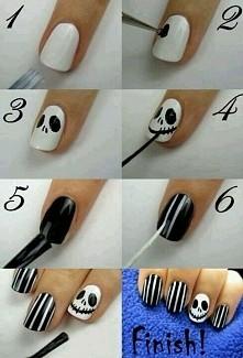 Halloween pomysł na łatwe p...