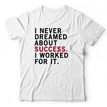 Koszulka męska SUCCESS w pr...
