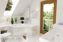 Projekt gotowy domu jednorodzinnego Miła II to pomysł na dom tradycyjny o doś...