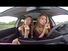 Dziewczyny za kierownicą:D Citroën C4 Cactus pod pędzlem.ogladajcie i bierzcie udział w konkursie