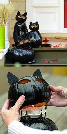 jak Wam idą przygotowania do Halloween? ;)