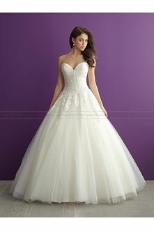 Allure Bridals Wedding Dress Style 2961