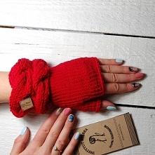 Ręcznie robione rękawiczki. Zamówienia: instytut.klebka@gmail.com
