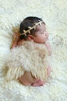 Kochany aniołek.