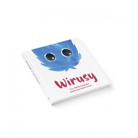 Witajcie w poniedziałek:) Dziś trochę o wirusach:)  Książka Wirusy dla Rodziców i Dzieci w wieku przedszkolnym i wczesnoszkolnym.   Dla dzieci prześmieszne ilustracje, dla rodziców solidna dawka wiedzy o chorobach wirusowych w pigułce, w połączeniu z praktycznymi poradami.   Książka ma w sobie coś zupełnie niespotykanego - co?   Sprawdźcie sami:)