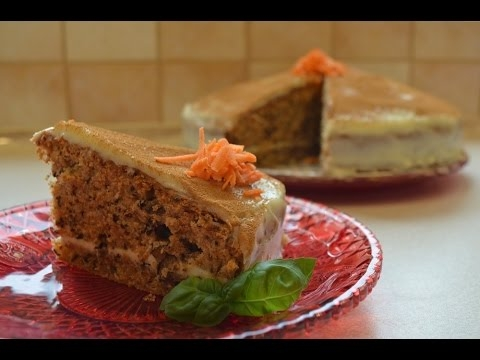 Ciasto marchewkowe to parwdziwy przysmak! Mnie w smaku wyszło podobne do piernika:P.