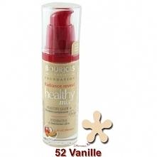 BOURJOIS HEALTHY MIX PODKŁAD 16h nr 52 Vanilla     Gdzie najtaniej kupię go ????