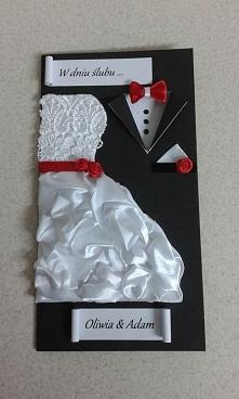 Kartka na ślub :)