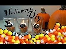 DIY halloween ✦ ŚWIECZNIKI ✦