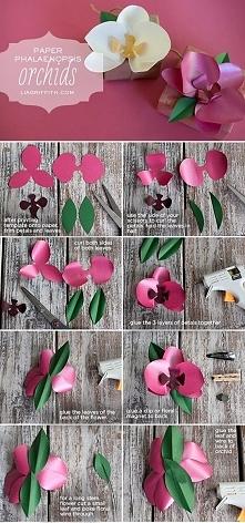 kwiaty z filcu- więcej wzor...