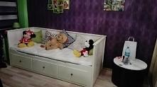 moje nowe łóżeczko :) kolor...