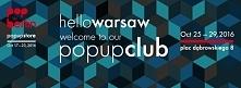 25-29 PAŹDZIERNIKA – POP INTO BERLIN – POP-UP-CLUB