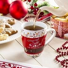 Kubek ceramiczny świąteczny...