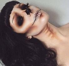 Makijaż na Halloween- jak Wam się podoba?
