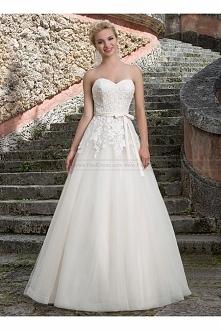 Sincerity Bridal Wedding Dresses Style 3907