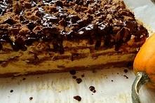 Dyniowe ciasto bez pieczenia. Przepis w komentarzu.