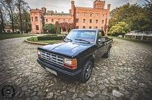 Auto do ślubu Pickup Ranger.