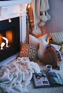 Najchętniej spędziłabym całą zimę w takim miejscu <3