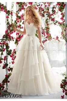 Mori Lee Wedding Dresses Style 6817