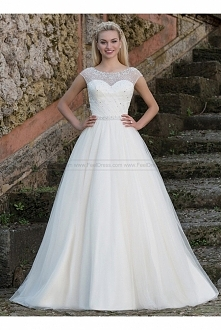 Sincerity Bridal Wedding Dresses Style 3887