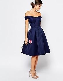 Romantyczna sukienka na wes...