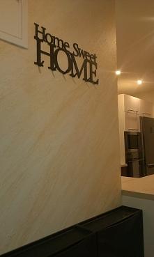 Wieszak na ubrania Home Sweet Home, art-steel.pl