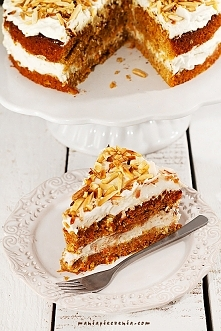 Ciasto marchewkowo-kokosowe...