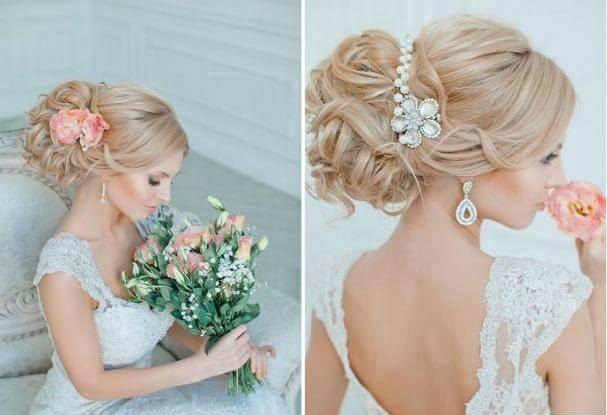 Fryzura na ślub - Kliknij w zdjęcie aby zobaczyć więcej