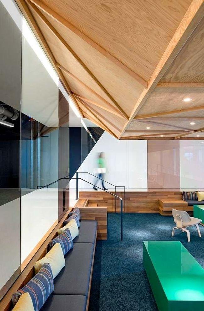 Nowoczesne wnętrze biurowe - zobacz i zainspiruj się! Zapraszam do wpisu na blogu Pani Dyrektor - nowoczesne biuro, projekt wnętrza nowoczesnego biura, nowoczesny design biura, kreatywne biuro, kreatywne miejsce pracy - zainspiruj się!