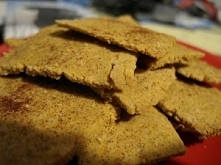 kruche ciasteczka owsiane z batatem