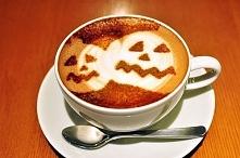 Kawa idealna na Halloween:)