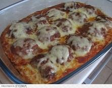Pulpety mielone w sosie pomidorowo-musztardowymPomysł na tradycyjne danie w n...