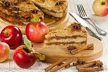 Szarlotka sypana!  Jesień, cynamon, pieczone jabłka. Idealny deser na ten czas. Wszystko można szybko i zgrabnie razem połączyć. A smak jest obłędny.  Składniki: CIASTO *2 szkla...