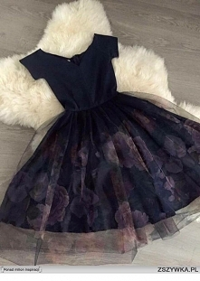 idę w takiej sukience na wesele, szukam pomysłu na jakąś ciekawą fryzurę. Mam...