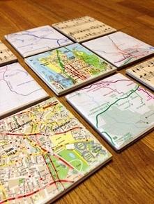 pomysły z mapą