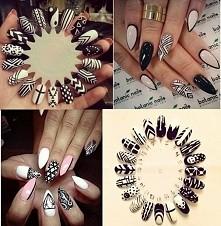 Kilka inspiracji do wzorków idealnych na paznokcie :)