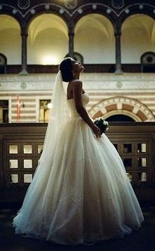 Suknie białą dla mnie włóż ❤️