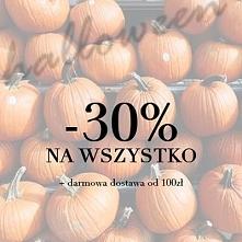 jeszcze tylko do jutra! hasło: halloween sklep OTIEN