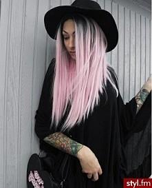 Cudowny jest taki kolor włosów *_*